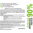 2db NATÚR + 1db VANÍLIÁS Naturize ULTRA SILK 2.0 barnarizs-fehérjepor INGYENES SZÁLLÍTÁSSAL - 1980Ft megtakarítás!