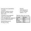 Falatka fehérjés marcipánlabda (100g)