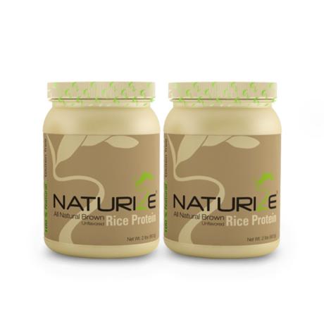 2 db (60 adag) NATÚR Naturize 85% barnarizs-fehérjepor, 990 Ft megtakaírítás