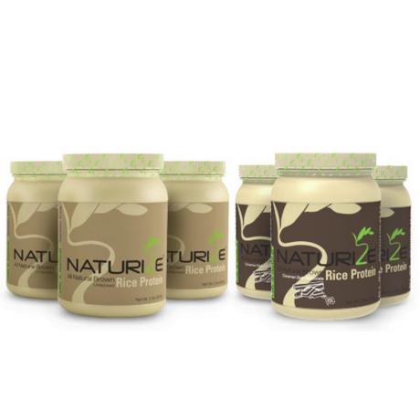 3 db NATÚR + 3 db FAHÉJAS FEKETE CSOKI ízű Naturize barnarizs-fehérjepor INGYENES SZÁLLÍTÁSSAL - 7990 Ft megtakarítás!