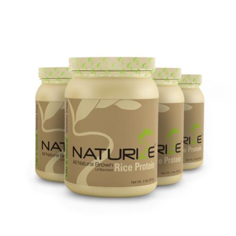 4 db (120 adag) NATÚR Naturize 85% barnarizs-fehérjepor INGYENES SZÁLLÍTÁSSAL - 2970 Ft megtakarítás!