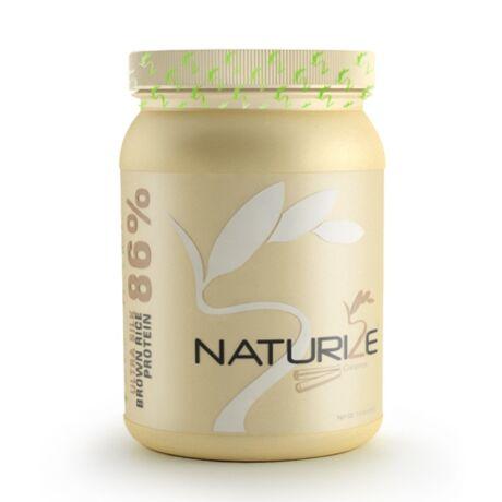 ÚJ FAHÉJAS Naturize ULTRA SILK 2.0 (86%) barnarizs-fehérjepor (26 adag) - Még finomabb íz!