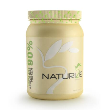 ÚJ NATÚR Naturize ULTRA SILK 2.0 (90%) barnarizs-fehérjepor (26 adag) - Még finomabb íz!