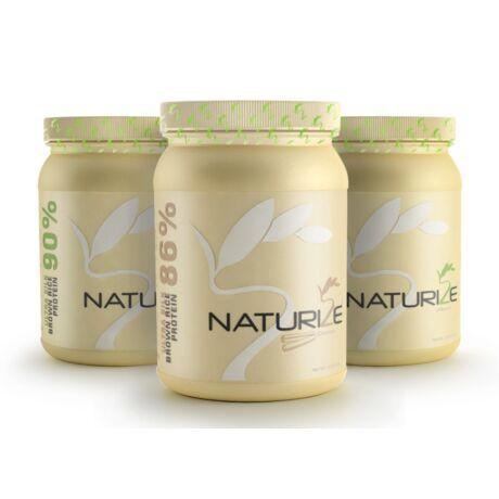 2db NATÚR + 1db FAHÉJAS Naturize ULTRA SILK 2.0 barnarizs-fehérjepor INGYENES SZÁLLÍTÁSSAL - 1980Ft megtakarítás!