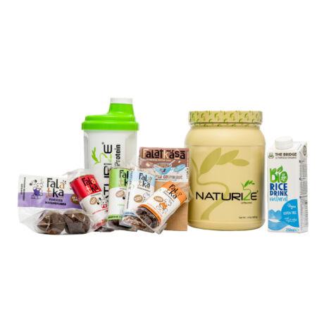 Teljes csomag - Natúr (90%) Ultra Silk 2.0 Naturize + mindenből egy, 1390 Ft megtakarítás!