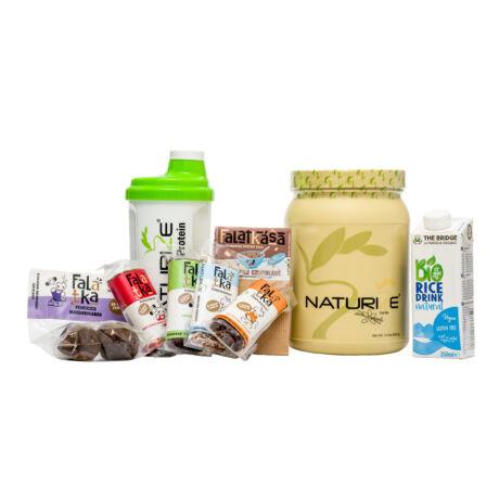 Teljes csomag - Vaníliás (87%) Ultra Silk 2.0 Naturize + mindenből egy, 1390 Ft megtakarítás!