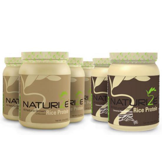 4 db NATÚR + 2 db FAHÉJAS FEKETE CSOKI ízű Naturize barnarizs-fehérjepor INGYENES SZÁLLÍTÁSSAL - 7950 Ft megtakarítás!